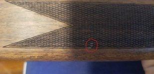 Beretta - Forearm handling mark.jpg
